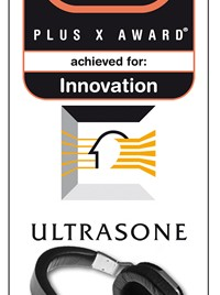 Ultrasone Ultrasone Plus X Award For Innovation