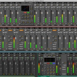 RME - TotalMix - Fireface UFX