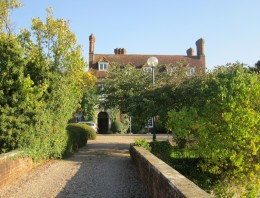 Salisbury Hall, London Colney UK