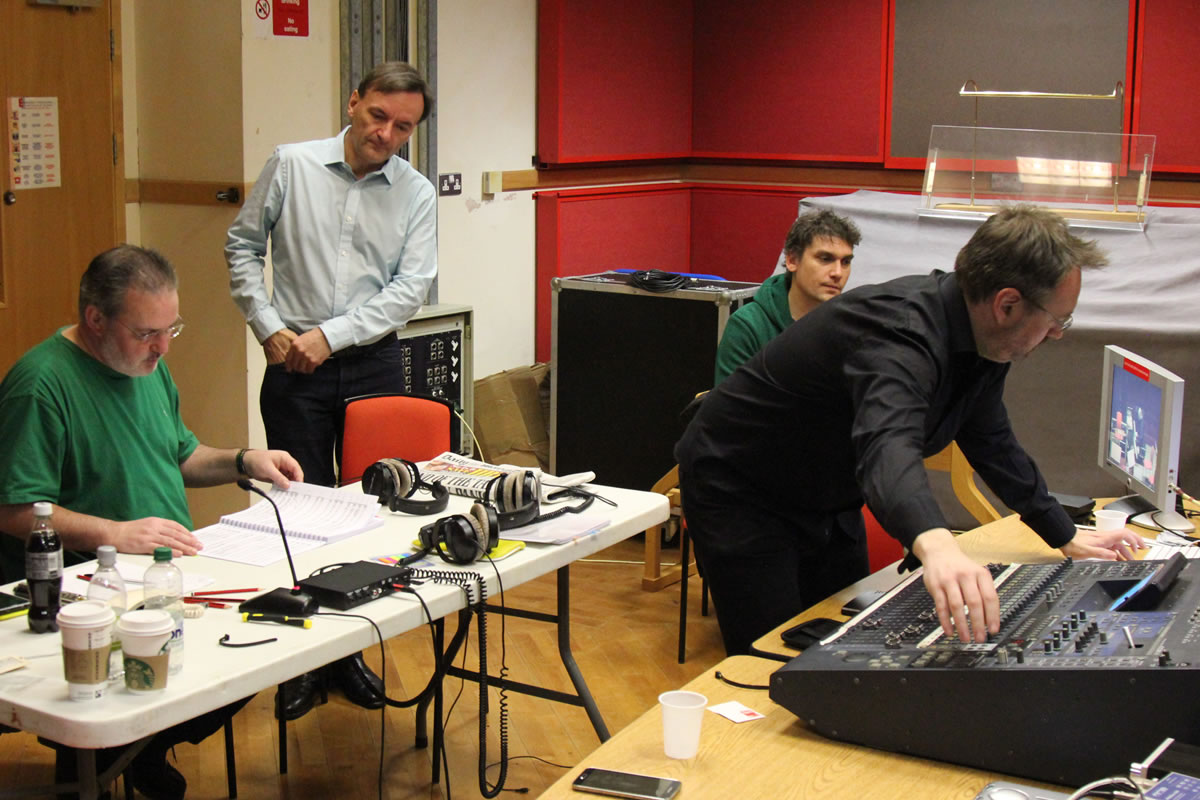 Stephen Hough - Synthax Audio UK