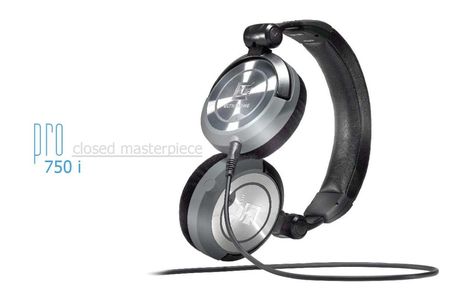 Ultrasone PRO 750i - Thumb - Synthax Audio UK