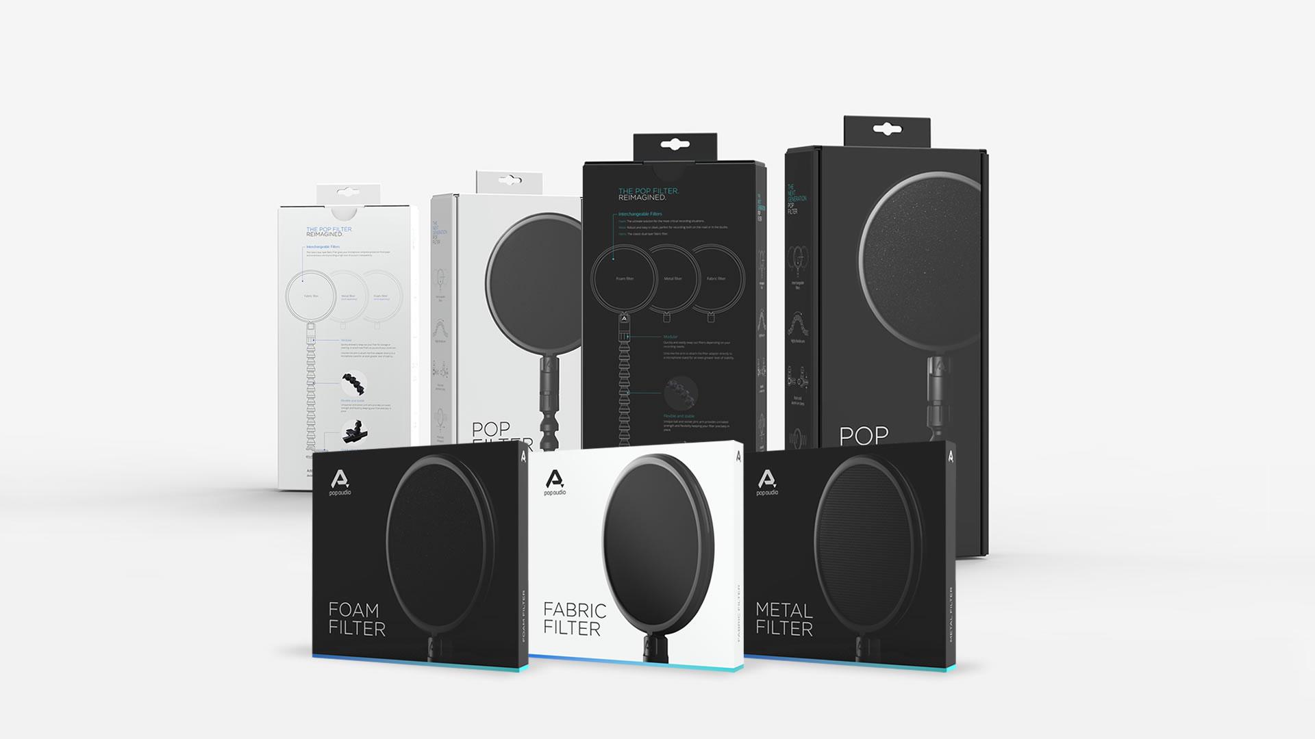 Pop Audio - Full Range - Synthax Audio UK