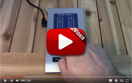 RME Programmable Keys - Thumbnail image -Synthax Audio UK