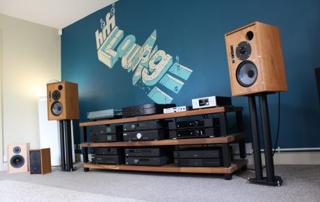 Graham Audio LS59 - Perspective - Synthax Audio UK