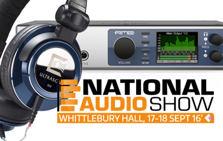 National Audio Show 2016