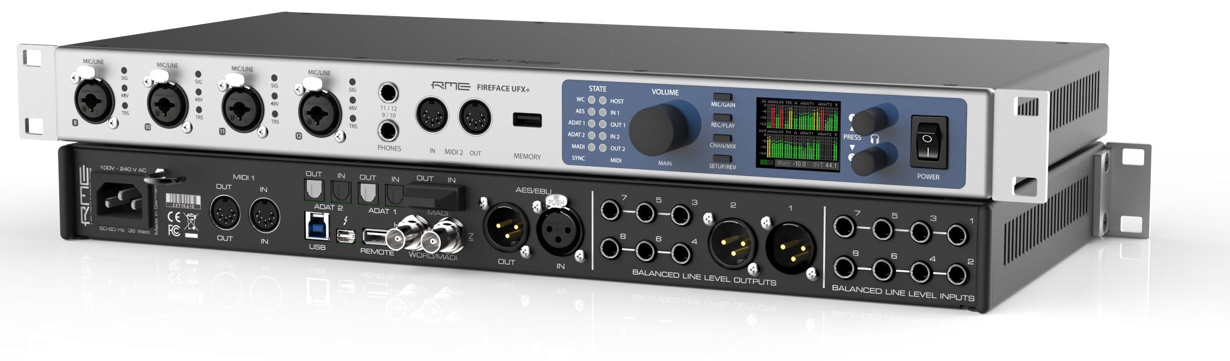 plus sound audio
