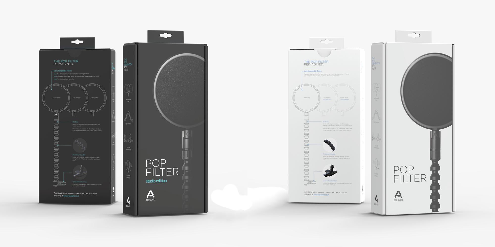 Pop Audio Studio & Classic Editions - Synthax Audio UK