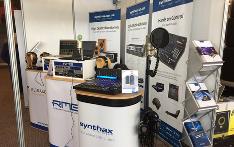 Thanks for joing us at the MPX 2016 - Synthax Audio UK