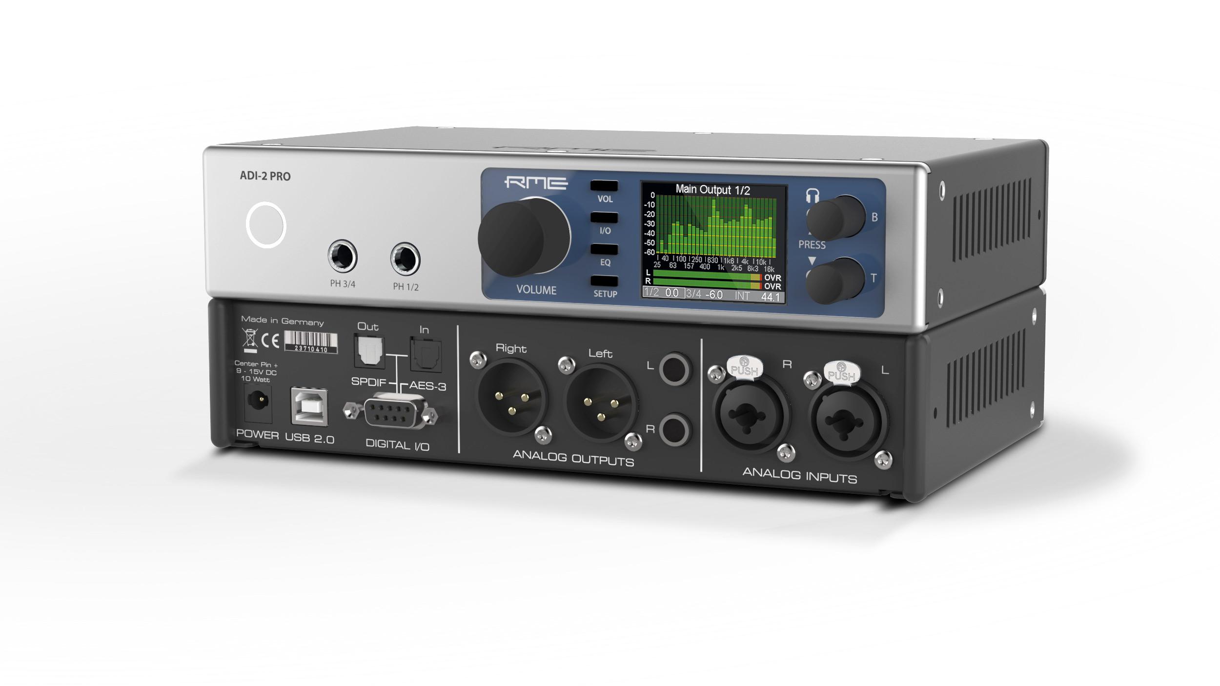 RME ADI-2 Pro - Synthax Audio UK