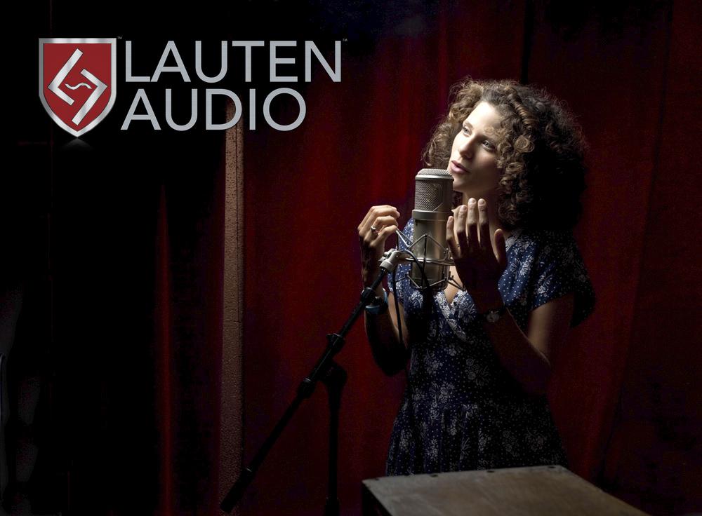 Cyrille Aimee - Lauten Microphones