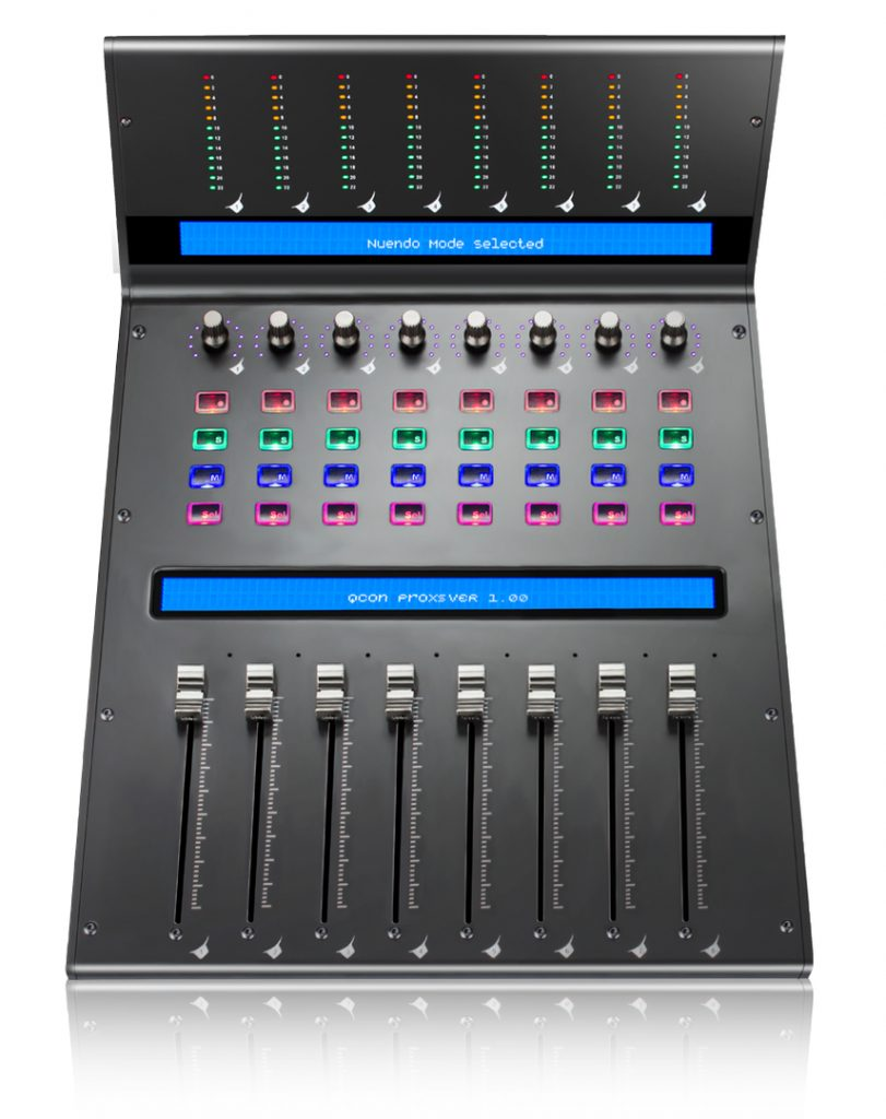 Icon QCon Pro XS - Synthax Audio UK