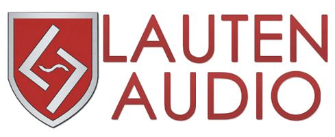 Lauten Audio Logo 01 - Series Black - Synthax Audio UK
