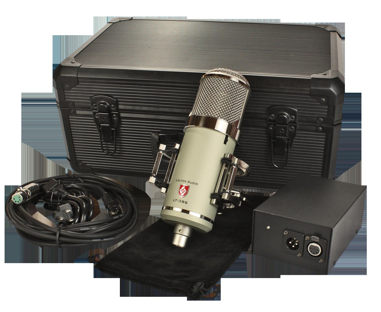 Lauten Audio Eden Micropgone & Accessories