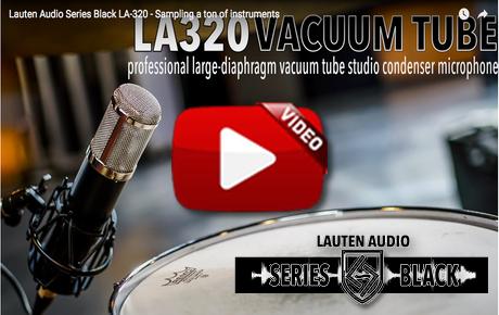 Lauten Audio Series Black - Example Videos - Synthax Audio UK