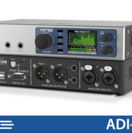 RME ADI-2-Pro - User Review - Synthax Audio UK