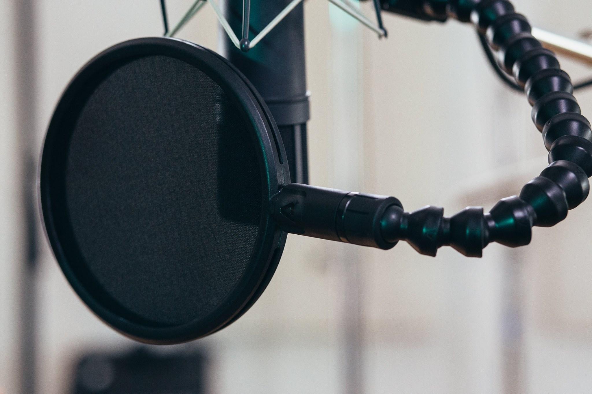 Pop Audio Pop Filter - 05 - Synthax Audio UK