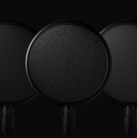 Pop Audio Pop Filter - Filter Types Explained - Feature Image - Synthax Audio UK