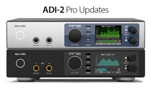 RME ADI-2 Pro Updates