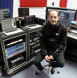 Laurie Jenkins - Kasabian - RME - Feature Image - Synthax Audio UK