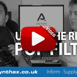 Pop Audio - Interview with the designers - Synthax Audio UK