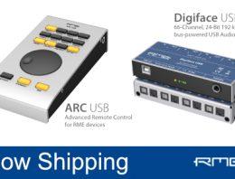 RME ARC USB - Digiface USB - News Image 02 - Synthax Audio UK