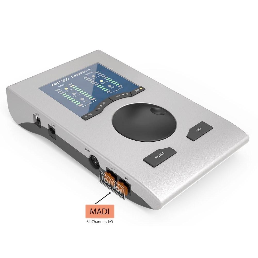 RME MADIface Pro - Synthax Audio UK