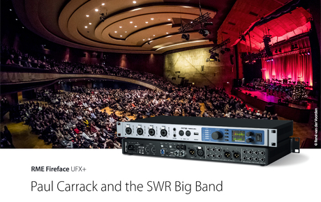 Paul Carrack and the SWR Big Band - Feature Image