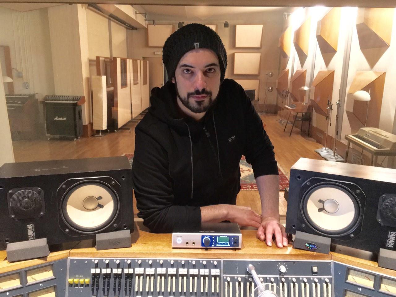 RME ADI-2 Pro - Phil Greiss - Synthax Audio UK