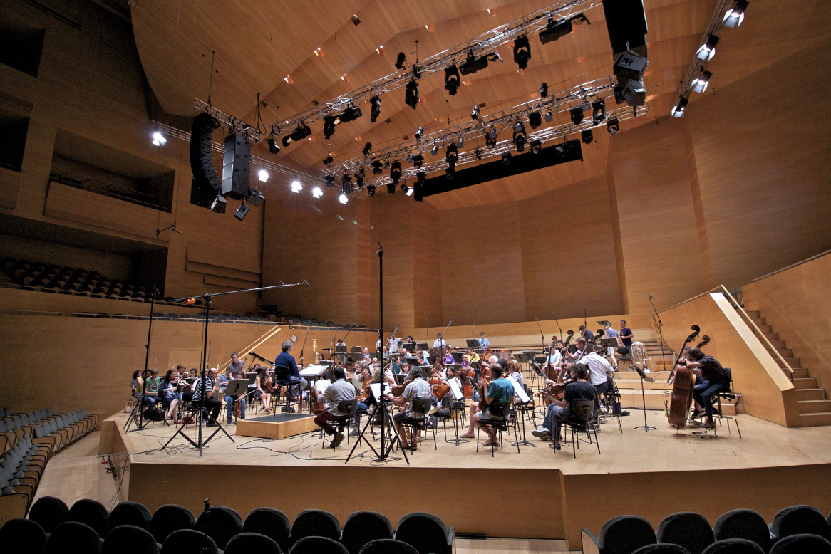 Oscar Torres - RME Audio - Kazushi Ono - Barcelona Symphony Orchestra - Synthax Audio UK