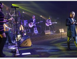 Simple Minds live 2017 - Feature Image