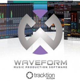 Synthax Audio UK - European distributor for Tracktion