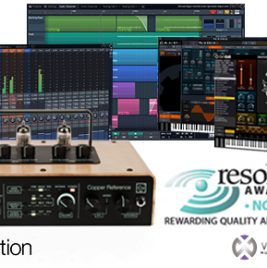 Tracktion - Resolution Awards Nominated 2017