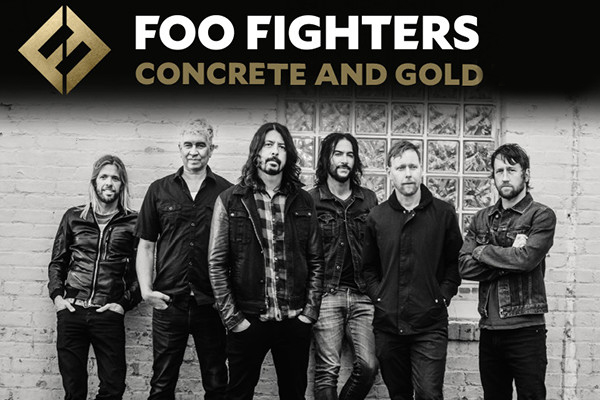 Foo Fighters - Concrete and Gold - Darrell Thorp - Lauten Audio