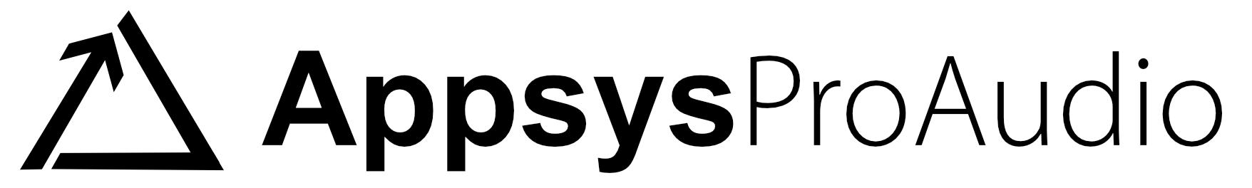 Appsys ProAudio Logo