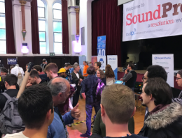 SoundPro 2017 - Feature Image - Synthax Audio UK