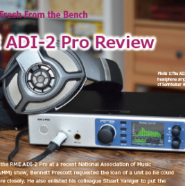 RME ADI-2 Pro - Review AudioXpress - News Image
