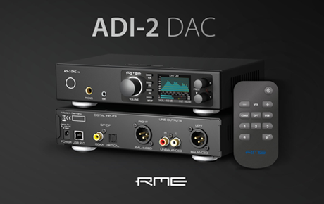 RME ADI-2 DAC - News Image - Synthax Audio UK