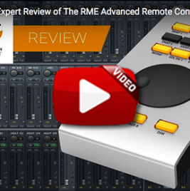 RME ARC USB Review - Pro Tools Expert - News Image