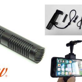 News Image - NAMM 2018 - MicW iShotgun Microphone - Synthax Audio UK