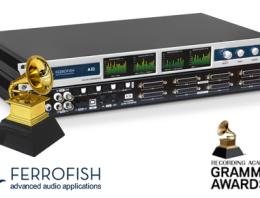 Ferrofish A32 Converter - Grammy Awards 2018 - Synthax Audio UK