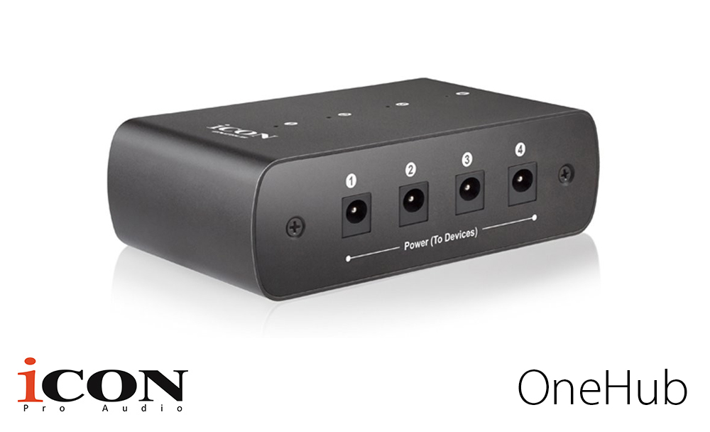 NAMM 2018 - Icon OneHub - Synthax Audio UK