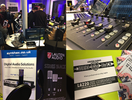 Confetti Music Expo 2018 - Synthax Audio UK