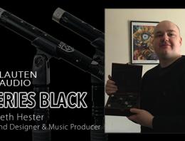 Gareth Hester - War Machine - Lauten Audio Series Black LA-120 feature image