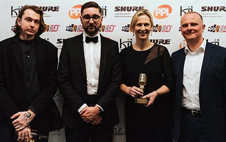 News Image - Abbey Road Studios - MPG Awards 2018 - AltJ -Martin Warr - Jennifer McCord - Synthax Audio UK