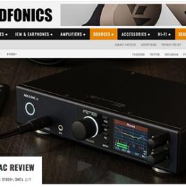 RME ADI-2 DAC - Headfonics Review - Synthax Audio UK