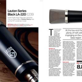 Lauten Audio LA-220 review by FutureMusic