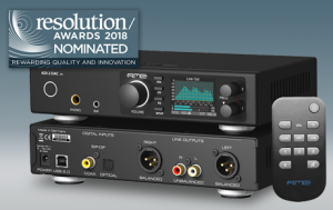 Resolution RME ADI-2 DAC Nomination