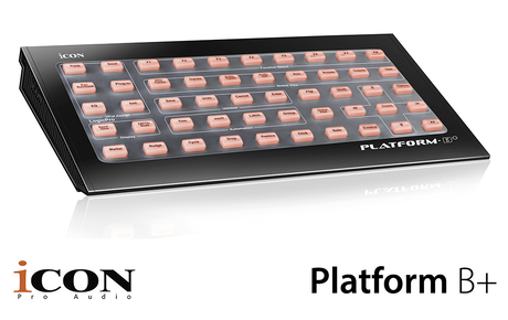 Icon Platform B+ - Now Available