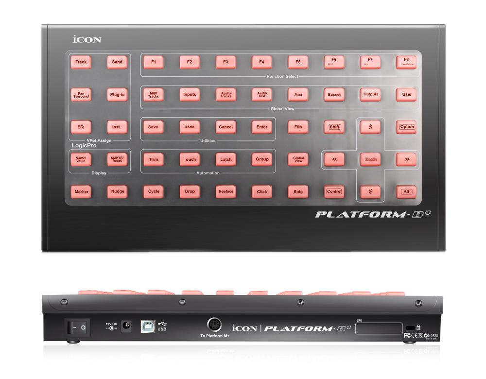 Icon Platform B+ - Synthax Audio UK