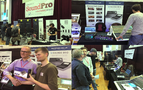 SoundPro 2018 - Synthax Audio UK